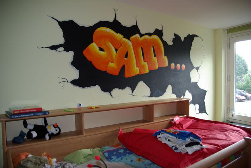 Graffiti Sam