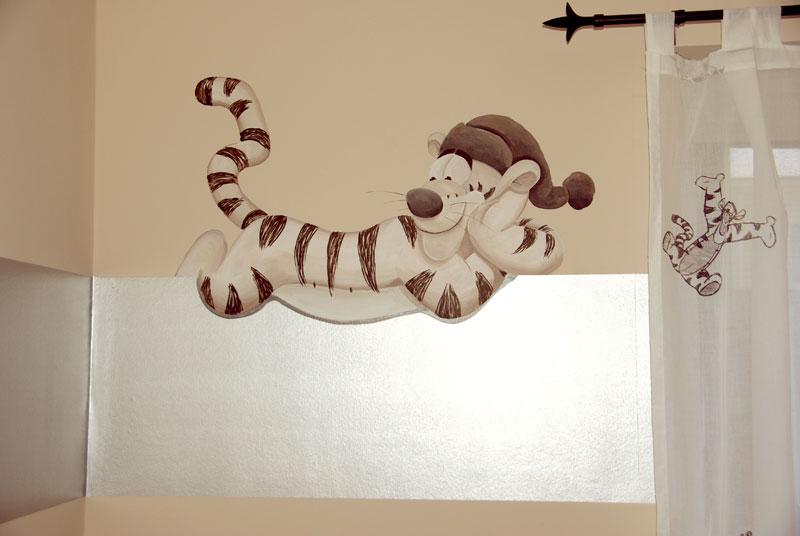 Nieuw - Nieuw muurschildering ...